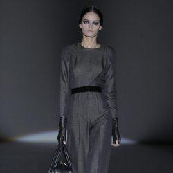 Mono de la colección otoño/invierno 2013/2014 de Juana Martín en Madrid Fashion Week