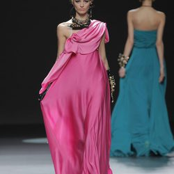 Colección otoño/invierno 2013/2014 de María Barros en Madrid Fashion Week