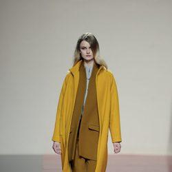 Abrigo de la colección otoño/invierno 2013/2014 de Ailanto en Madrid Fashion Week