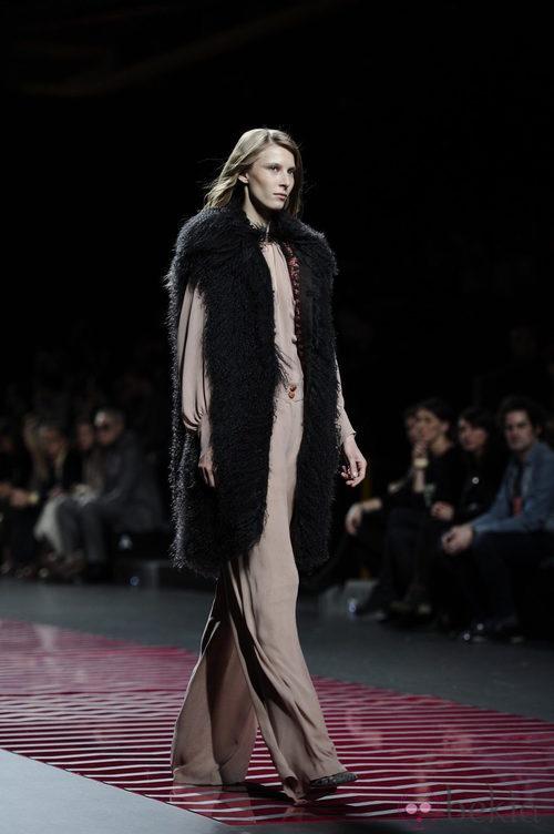 Mono de la colección otoño/invierno 2013/2014 de Ailanto en Madrid Fashion Week