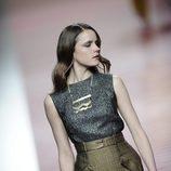 Conjunto de la colección otoño/invierno 2013/2014 de Ailanto en Madrid Fashion Week