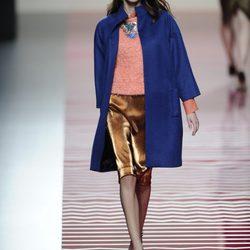 Colección otoño/invierno 2013/2014 de Ailanto en Madrid Fashion Week