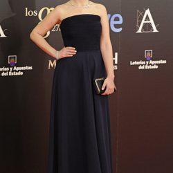 Looks de la alfombra roja de los Premios Goya 2013
