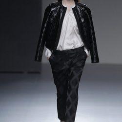 Colección otoño/invierno 2013/2014 de Ángel Schlesser en Madrid Fashion Week