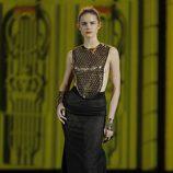 Pulseras de oro de la colección otoño/invierno 2013/2014 de Aristocrazy en Madrid Fashion Week