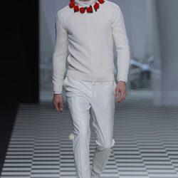 Colección otoño/invierno 2013/2014 de David Delfín en Madrid Fashion Week