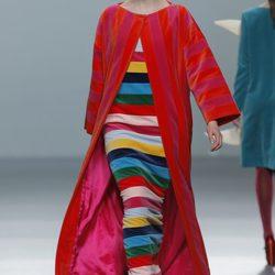 Colección otoño/invierno 2013/2014 de Ágatha Ruiz de la Prada en Madrid Fashion Week