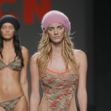 Body de la colección otoño/invierno 2013/2014 de TCN en Madrid Fashion Week