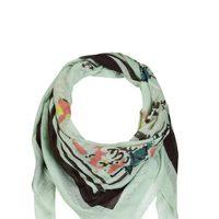 Pañuelo verde de Indi & Cold de la colección primavera/verano 2013