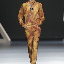 Colección otoño/invierno 2013/2014 de Etxeberria y Moisés Nieto en Madrid Fashion Week