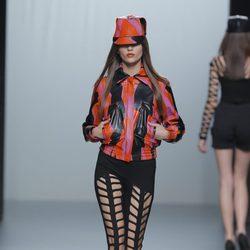 Leggings de la colección otoño/invierno 2013/2014 de María Escoté en Madrid Fashion Week