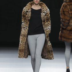 Colección otoño/invierno 2013/2014 de Miguel Marinero y Jesús Lorenzo en Madrid Fashion Week