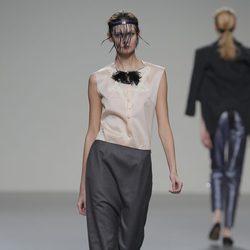 Look de la colección otoño/invierno 2013/2014 de Våldnad en Madrid Fashion Week