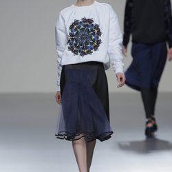 Colección otoño/invierno 2013/2014 de Pepa Salazar y POL en El Ego de Madrid Fashion Week