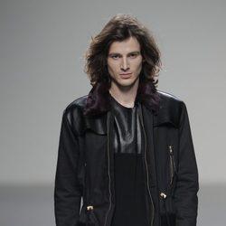 Look masculino de la colección otoño/invierno 2013/2014 de Pablo Erroz en El Ego de Madrid Fashion Week