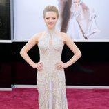 Amanda Seyfried con un vestido de Alexander McQueen en los Oscar 2013