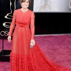 Los looks de las invitadas a los Oscar 2013