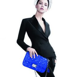 Jennifer Lawrence, imagen de Miss Dior Bag primavera/verano 2013