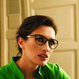 Nieves Álvarez con lentes de Transitions Optical para la campaña 2013/2014