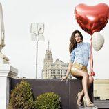 Malena Costa presenta la colección primavera/verano 2013 de la firma Refresh