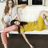 Alba Galocha y Dimphy Jansen presentan la primavera/verano 2013 de Indi & Cold