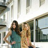 Alba Galocha y Dimphy Jansen presentan la colección primavera/verano 2013 de Indi & Cold