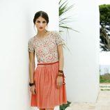 Alba Galocha, imagen de la colección primavera/verano 2013 de Indi & Cold