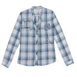 Camisa a cuadros de la colección primavera/verano 2013 de Desigual