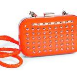 Clutch naranja de Mustang para la colección primavera/verano 2013