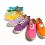 Zapatillas Victoria para la colección primavera/verano 2013