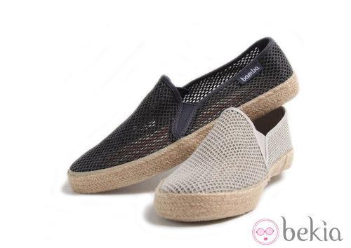 Zapatillas lisas de Victoria para la colección primavera/verano 2013