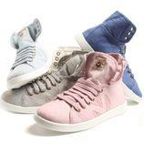 Botas de algodón de Victoria para la colección primavera/verano 2013