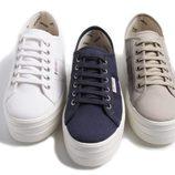 Zapatillas cerradas Victoria para la colección primavera/verano 2013