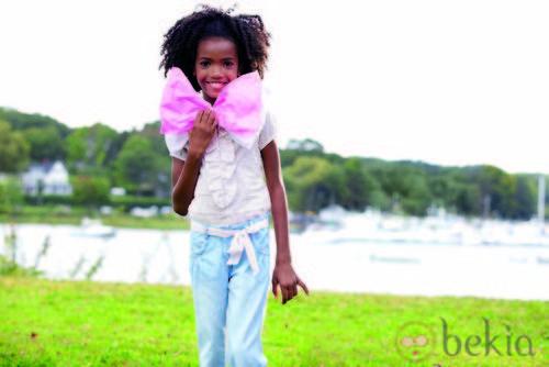 Conjunto para niña de la colección My Chicco primavera/verano 2013 de Chicco