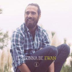 Christian Göran con camisa de cuadros de la colección masculina para primavera/verano 2013 de Ewan