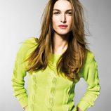 Jersey verde de la colección primavera/verano 2013 de Benetton