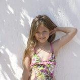 Triquini de la colección 'Romantic Chic' verano 2013 de Dolores Cortés Kids
