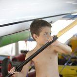 Bañador de niño de la colección 'South Beach' verano 2013 de Dolores Cortés Kids