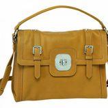 Bolso 'Gatsby Sport' en color miel de la colección primavera/verano 2013 de Longchamp