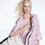 Vestido tipo camiseta de la colección pre-fall 2013 de Prada