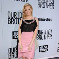 Elizabeth Banks de Prada en la première de 'Our idiot brother'