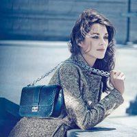 Marion Cotillard presenta el bolso Miss Dior