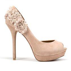 Zapatos en tono nude, otoño/invierno 2011