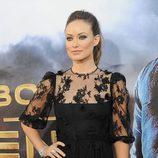 Olivia Wilde de Dolce & Gabbana en la Comic-Con