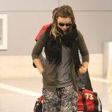 Olivia Wilde en el aeropuerto de Los Angeles