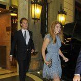 La princesa Beatriz de York y su novio David Clark
