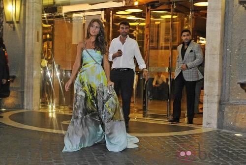 Invitada de Petra Ecclestone en la fiesta previa a su boda