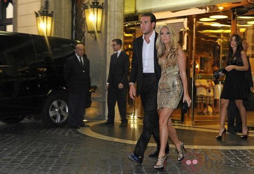 Invitados a la fiesta previa a la boda de Petra Ecclestone