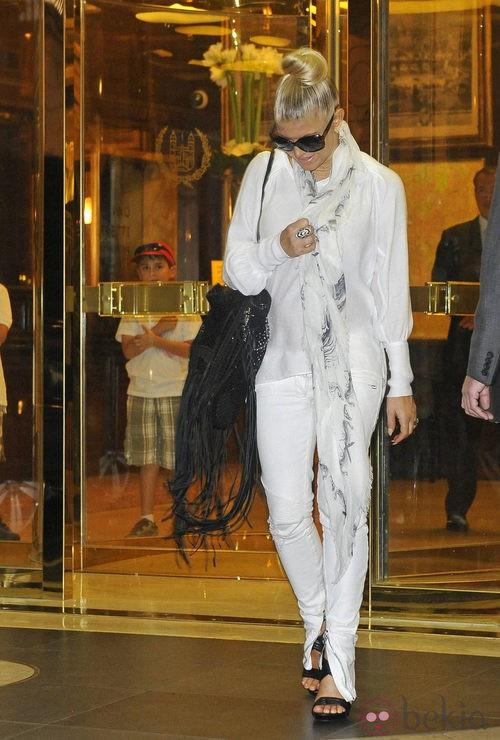 Fergie actuará en la boda de Petra Ecclestone