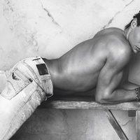 Primera campaña de Rafa Nadal para Armani Jeans